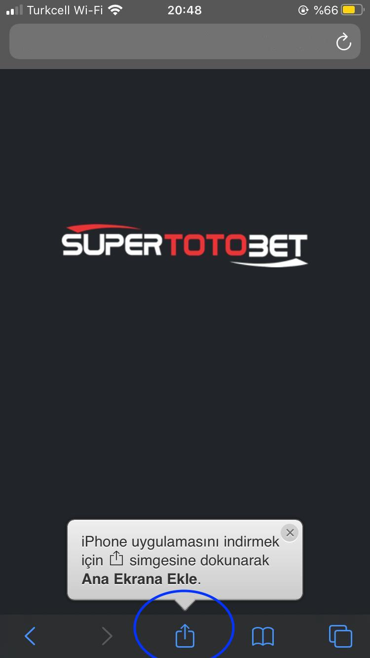 SuperTotoBet iOS